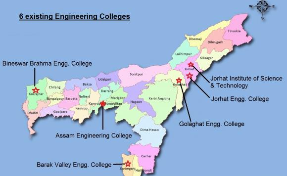 6 engineering college