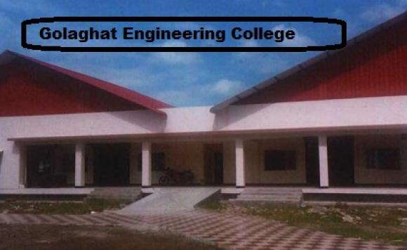 Golaghat Engineering College